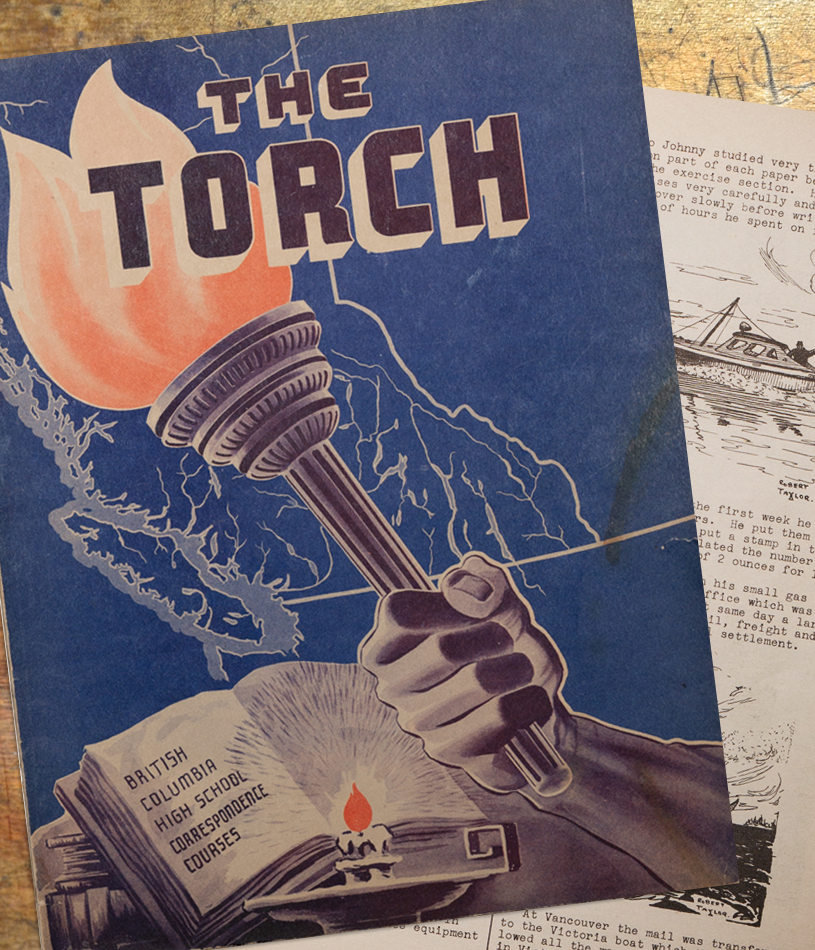 The Torch magazine publication 1942
